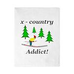X Country Addict Twin Duvet