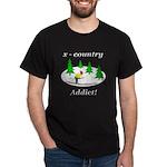 X Country Addict Dark T-Shirt
