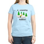 X Country Addict Women's Light T-Shirt