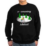 X Country Addict Sweatshirt (dark)