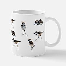 Plover Chicks Mug