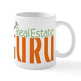 Real estate agent Standard Mugs (11 Oz)