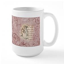 Jane Austen Friends Quote Mugs