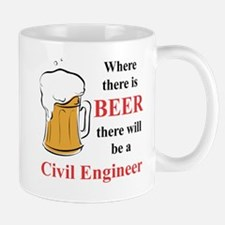 Civil Investigator Mugs