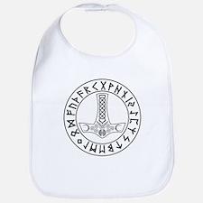 Mjölnir Rune Shield Bib