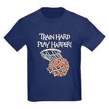 TRAIN HARD T