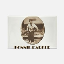 Bonnie Parker Magnets