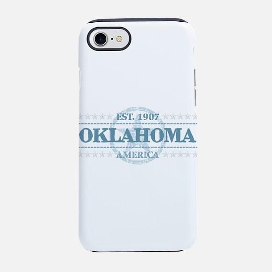 Oklahoma iPhone 7 Tough Case