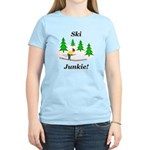 Ski Junkie Women's Light T-Shirt