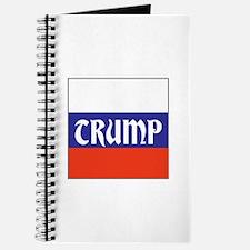 trump will make Russia great, Journal