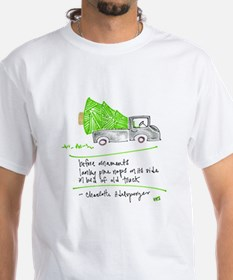 Christmas Tree Haiku T-Shirt