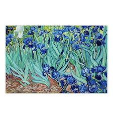 Iris, Vincent van Gogh. V Postcards (Package of 8)