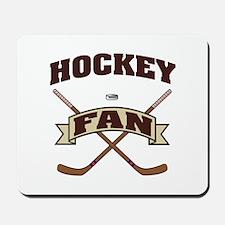 Hockey Fan Mousepad