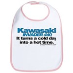 Cold Day - Hot Time - Kawasak Bib