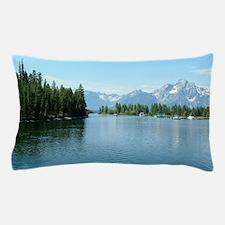 Grand Teton National Park landscape ph Pillow Case