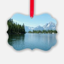 Grand Teton National Park landsca Picture Ornament