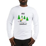Ski Addict Long Sleeve T-Shirt