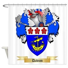 Davion Shower Curtain