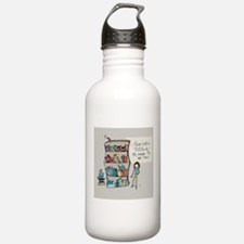 The Book Lover Water Bottle