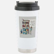 The Book Lover Travel Mug