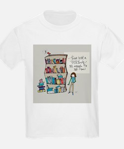 The Book Lover T-Shirt