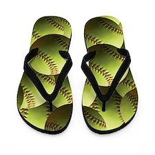 Softball Wallpaper Flip Flops