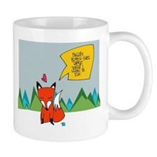 What Does the Fox Say? Mugs