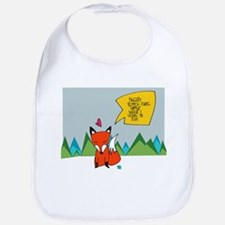 What Does the Fox Say? Bib