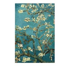 Blossoming Almond Tree, V Postcards (Package of 8)