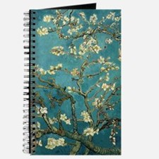 Blossoming Almond Tree, Vincent van Gogh.  Journal