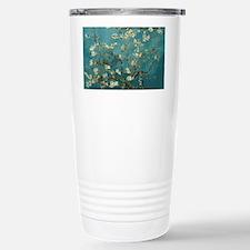 Blossoming Almond Tree, Travel Mug