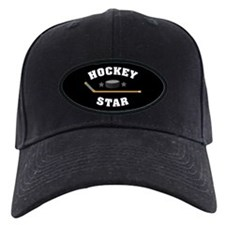 Hockey Star Baseball Hat