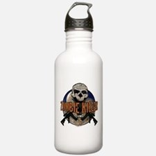 Tactical zombie killer Water Bottle