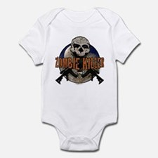 Tactical zombie killer Infant Bodysuit