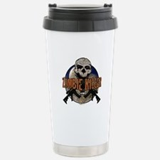 Tactical zombie killer Stainless Steel Travel Mug