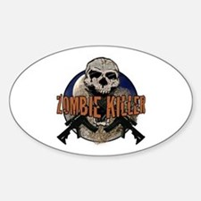 Tactical zombie killer Decal