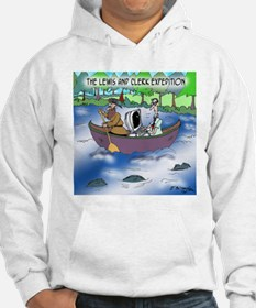 The Lewis and Clerk Expedition Hoodie