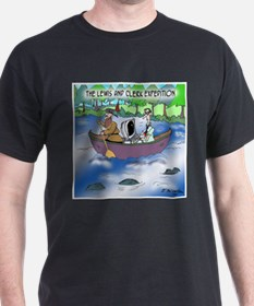 The Lewis and Clerk Expedition T-Shirt