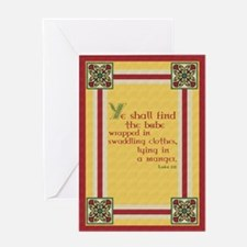 Religious Christmas Greeting Cards