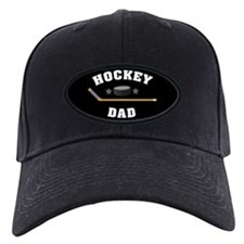 Hockey Dad Baseball Hat