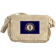 Kentucky flag Messenger Bag
