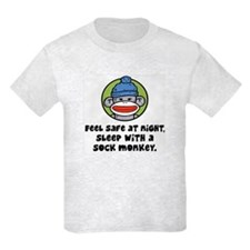 Feel Safe at Night Sleep with T-Shirt