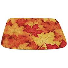Autumn Leaves Bathmat