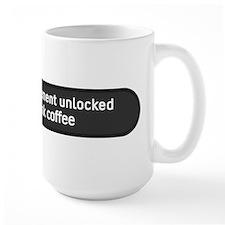 Achievement Unlocked Drink Coffee Mugs
