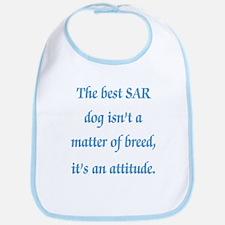 SAR Dog Breed Bib