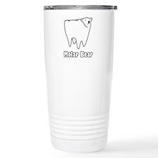 Molar Bear Polar Tooth Bear Travel Mug