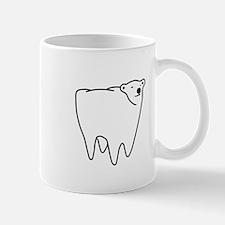 Molar Bear Polar Tooth Bear Mugs