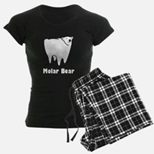 Molar Bear Polar Tooth Bear Pajamas