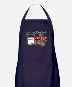 Cute Santa Apron (dark)