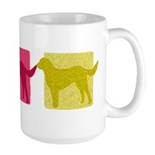 Color Row Lab Mug